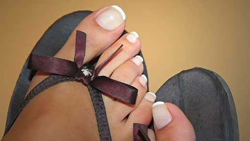 Get 20% off your Manicure or Pedicure first time clients